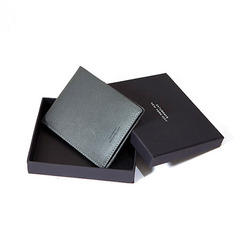 BIFOLD WALLET(CHARCOAL)